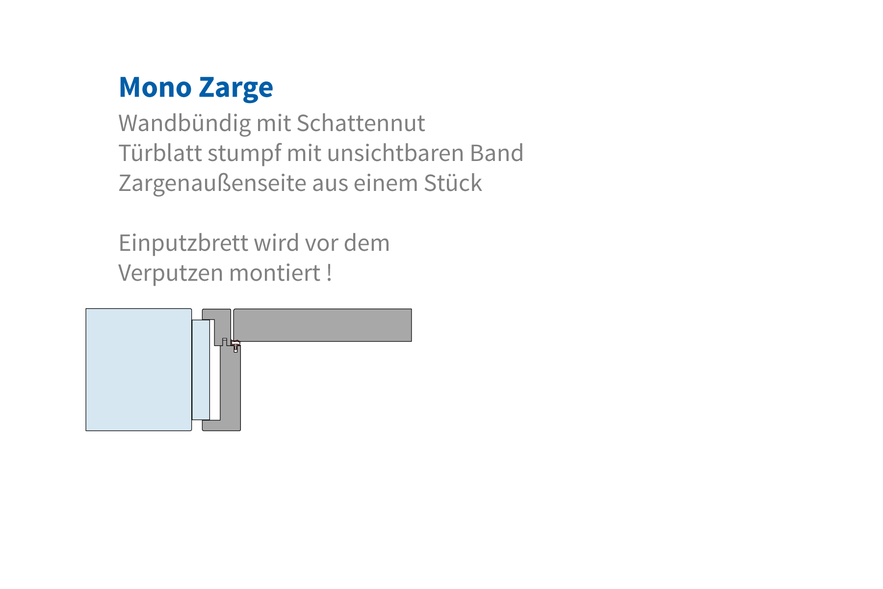 Mono Zarge